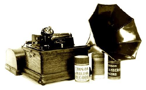 6. EL FONÓGRAFO DE CILINDROS DE CERA VIAJA EN BUSCA DE MELODÍAS, 1905-1906.